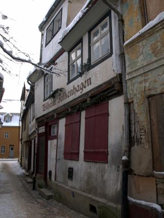 Bild: Der Halken in Aschersleben.