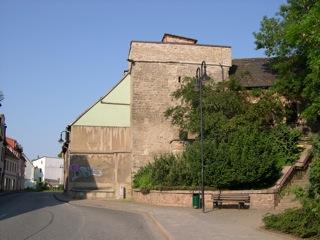 Bild: Der Molmeckturm von Hettstedt.