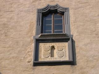 Bild: Das Saigertor von Hettstedt.