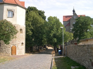 Bild: Impressionen vom Schloss Seeburg.