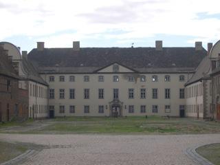 Bild: Das Schloss Walbeck.