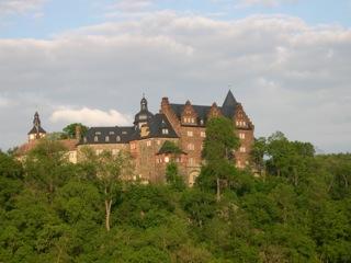 Bilder: Impressionen vom Schloss Rammelburg.