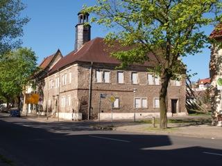 Bild: Das Rathaus der Eislebener Neustadt.
