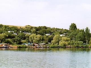 Bild: Naherholungsgebiet bei Seeburg am Süßen See.