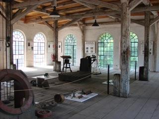 Bild: Das Industriemuseum Carlswerk in Mägdesprung.
