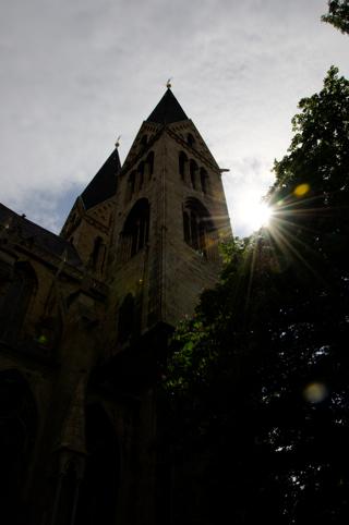 Bild: Der Dom zu Halberstadt.