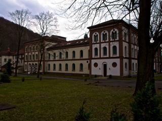Bild: Die ehemalige Klosterschule zu Ilfeld im Harz.