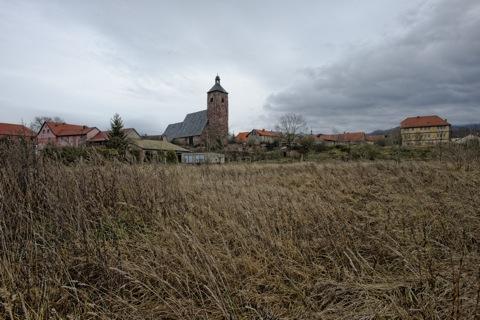 Bild: Kelbra ist der Geburtsort von Paul Carrell. Aufnahme (c) 2013 by Birk Karsten Ecke.