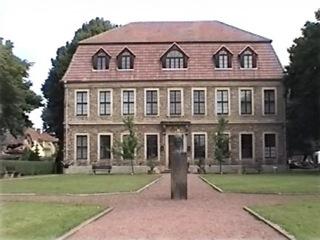 Bild: Auf dem Gelände des Humboldt-Schlösschen in Hettstedt-Burgörner befindet sich das Mansfeld-Museum.
