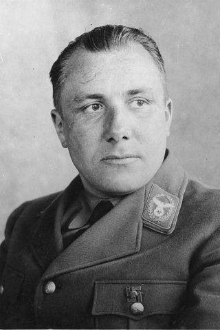 Bild: Porträt von Martin Bormann. Bild: This file is licensed under the Creative Commons Attribution-Share Alike 3.0 Germany license.