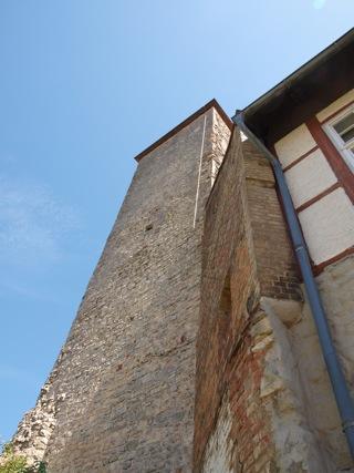 Bild: Impressionen von der Wasserburg Zilly.