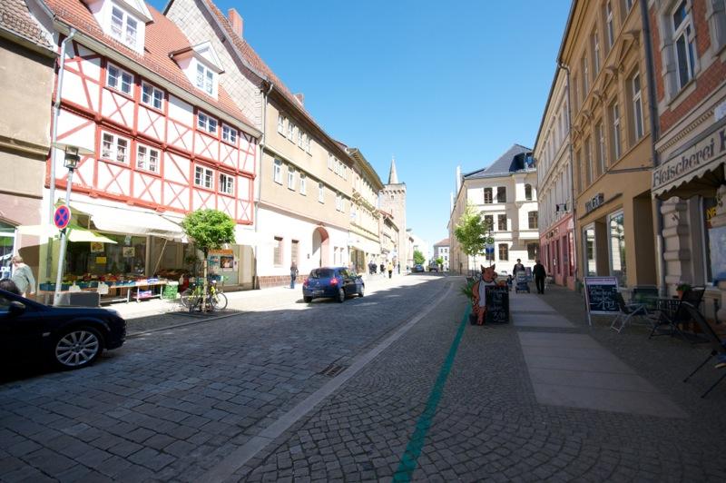 Aschersleben - Die Breite Straße