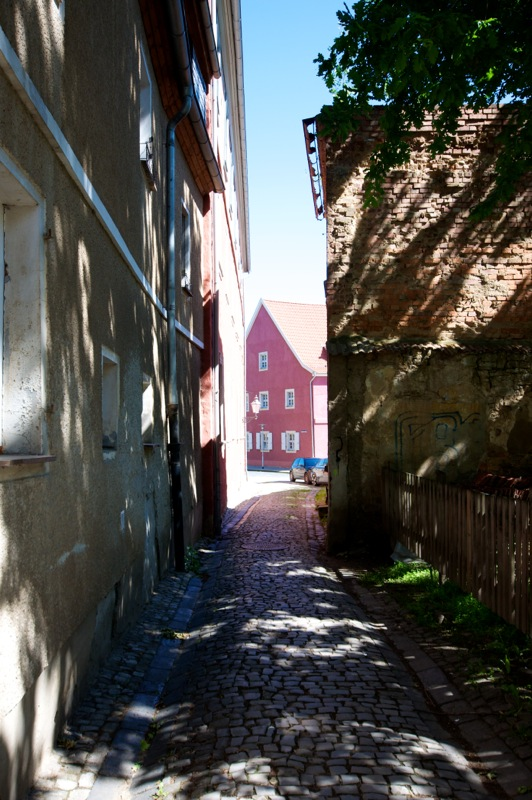 Aschersleben - Am Halken