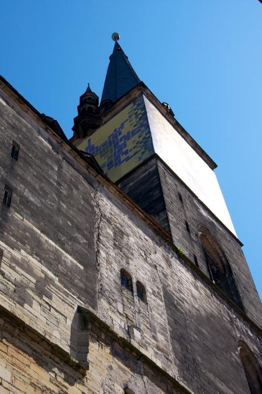 Aschersleben - Die Stephanikirche