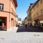 Aschersleben - Auf dem Markt