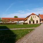 Bild: Eisleben - Im Kloster Helfta.