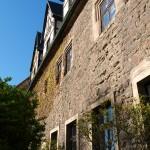 Bild: Eisleben - Das ehemalige Augustiner Eremiten Kloster bei St. Annen.