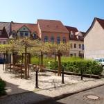 Bild: Eisleben - Die Synagoge.