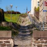 Bild: Eisleben - In der Neustadt.