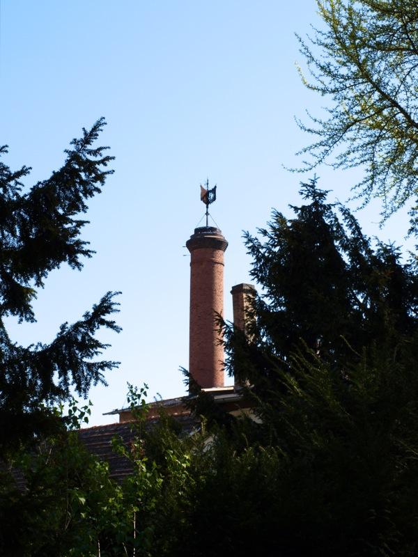 Bild: Eisleben - Industrieruine an der Oberen Parkstraße.