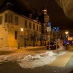 Das Rathaus von Aschersleben