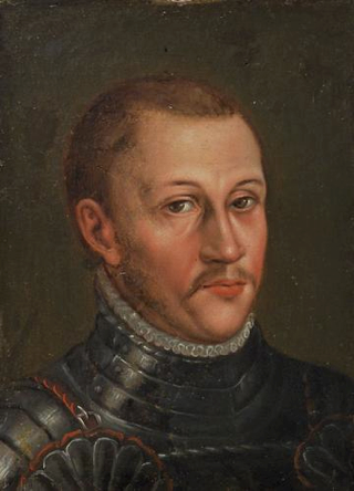 Bild: Landgraf Philip I. von Hessen auf einem Gemälde eines unbekannten Künstlers - Kunsthistorisches Museum Wien. Dieses Bild ist gemeinfrei, weil seine urheberrechtliche Schutzfrist abgelaufen ist.