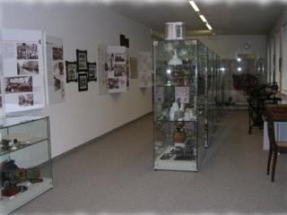 Bild: Ausstellung zur Stadtgeschichte Sangerhausens im Spengler-Museum.