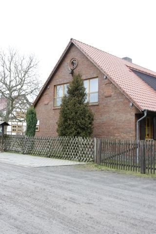 Bild: Das ehemalige Forsthaus Wildenstall bei Wippra erinnert noch heute an die Pferdezucht im Unterharz im Mittelalter.