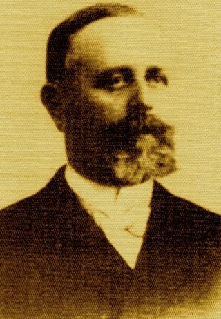 Bild: Oberberg- und Hüttendirektor Bergmeister Hermann Eduard Schrader. Dieses Bild ist gemeinfrei, weil seine urheberrechtliche Schutzfrist abgelaufen ist.
