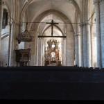Bild: In der Martinikirche zu Halberstadt.