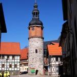 Bild: Stolberg - Stadtturm.