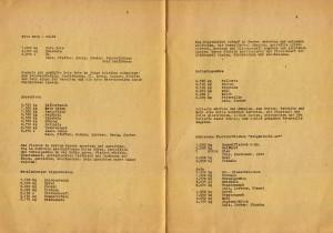 """Bild: Seiten 5 und 6 des Rezeptheftes """"Woche der Gesunden Ernährung 1989"""" vom VEB Walzwerk Hettstedt."""