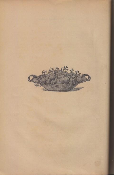 Bild: Deckblatt zu den Bildtafeln im Buch Unsere besten Deutschen Obstsorten Band I: Äpfel von 1923.